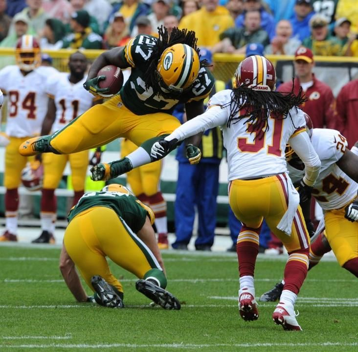 Eddie Lacy Sports Illustrated 96 best The Pack image...