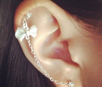 Different Types of Ear Piercings For Girls and Guys
