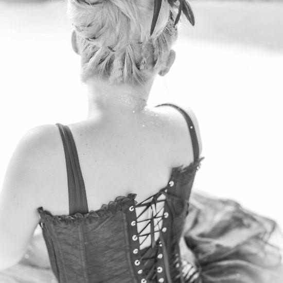 Ballerina Photo: Brigitte Grant Photography© Hair by Erin 'The Hairloom'