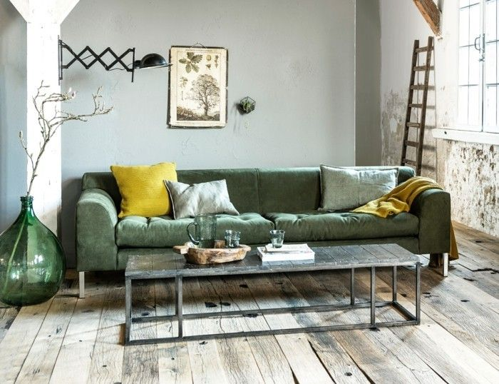 Industrial Style Living Room Lamp 50 Ideas On How To Stage