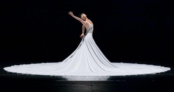 Jessica Lang Dance Company • Yer: İş Sanat Kültür Merkezi, İstanbul • Zaman: 9-10 Nisan • #8Olog #8Gösteri #Dans