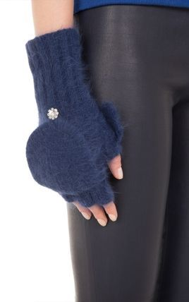 Manoush 手袋 15-16AW オススメふわふわ手袋 3色! ECHIQIER