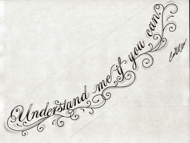 UNDERSTAND Chest Tattoo Design by ~NarcissusTattoos on deviantART