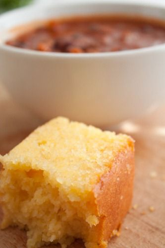 Tried and True Tender Cornbread  I would have to leave out the sugar.  No self-respecting Southerner puts sugar in cornbread.  At least, that is what my Mama always said!!