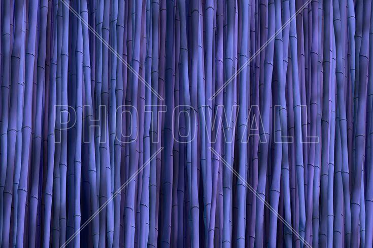 Bamboo Amethyst - Wall Mural & Photo Wallpaper - Photowall