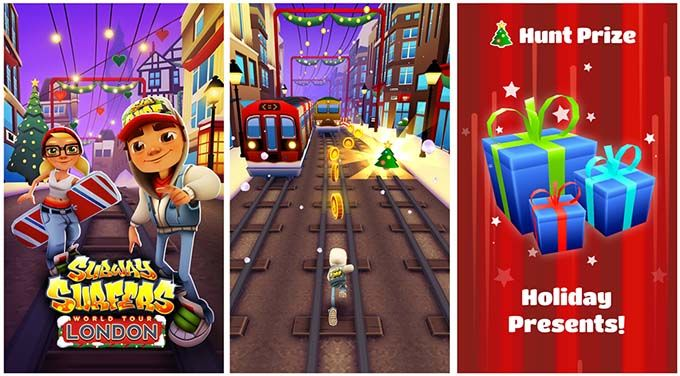 Subway Surfers per Windows Phone 8 si aggiorna e porta il tour a Londra http://www.sapereweb.it/subway-surfers-per-windows-phone-8-si-aggiorna-e-porta-il-tour-a-londra/ Subway Surfers è un popolare gioco mobile arrivato prima su iOS (totalizzando oltre 25 milioni di download), successivamente su Android e dal mese di dicembre anche su Windows Phone 8.  Questo particolarerunner game nella versione per Windows Phone 8 in queste ore ha ricevuto...