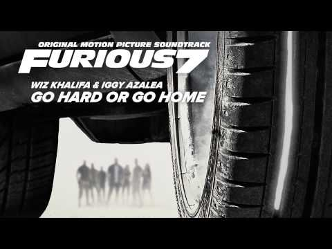 Wiz Khalifa ft. Iggy Azalea – Go Hard or Go Home Lyrics (Furious 7 Soundtrack)   loveheaven07