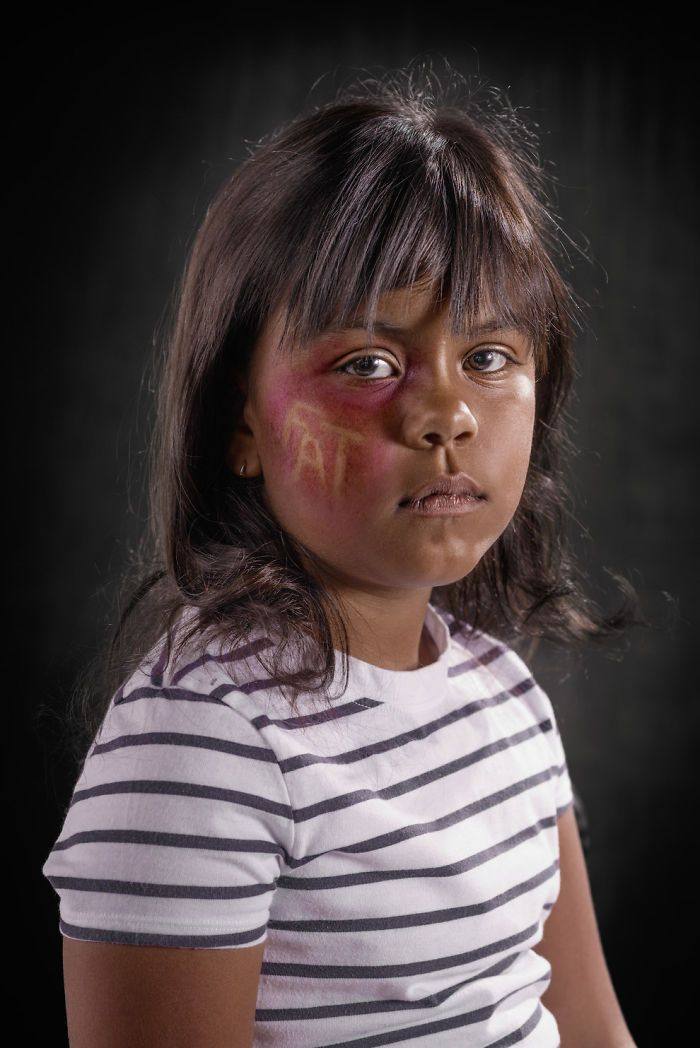 Best Health IIPreventing Violence And Abuse Images On - Extremely powerful photo project shows effects verbal abuse