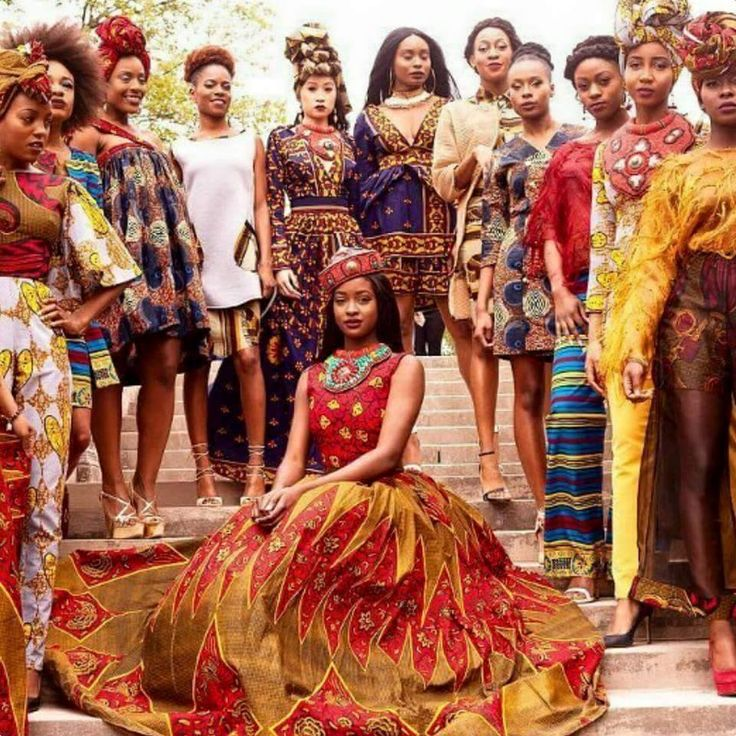 Blackroots Caribbean photo | African Fashion