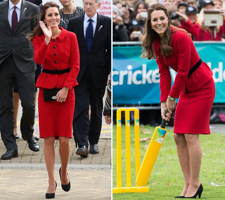 Photos: Kate Down Under: All of Kate Middleton's Looks on the Australia/New  Zealand Tour