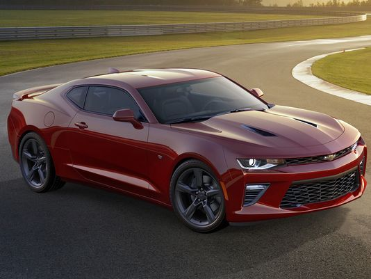 2016 Chevrolet Camaro SS - I really, really want this....  hopefully, in this lifetime... :)