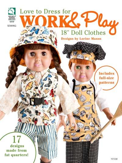 7 best Doll Clothes images on Pinterest | Puppenkleidung ...