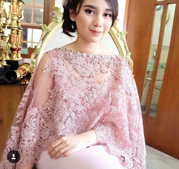 Model Kebaya Brokat Modern 2014 Kebaya Mude
