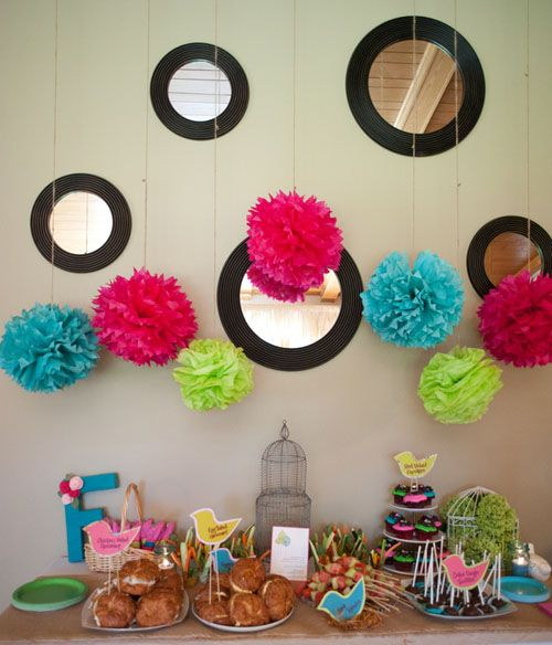 34 best table decor images on pinterest | sweet tables, marriage, Baby shower invitations