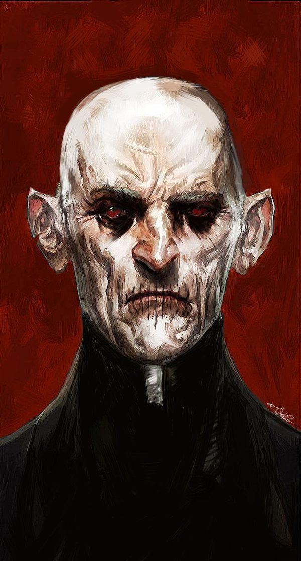 Nosferatu final - rough brushes by NATAN-ODASH on DeviantArt
