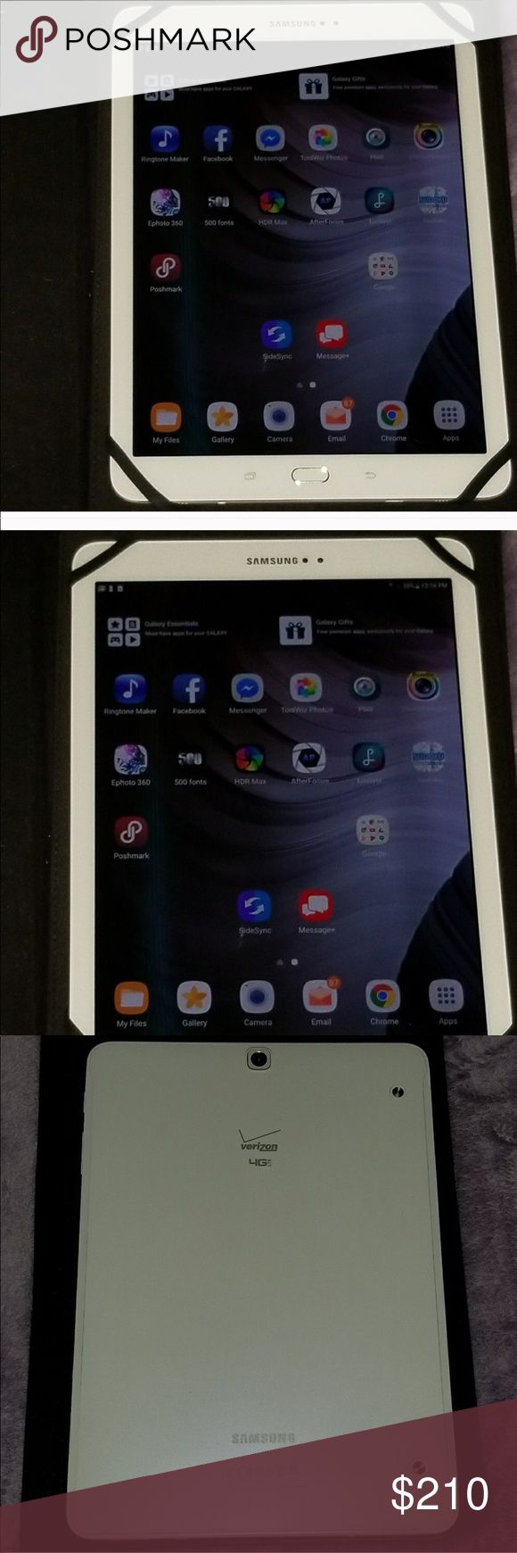 Samsung Galaxy Tab 2 Samsung Galaxy Tab 2 Tablet like new, no scratches, no cracks, comes with a case! Samsung Galaxy Tab 2 Accessories Tablet Cases