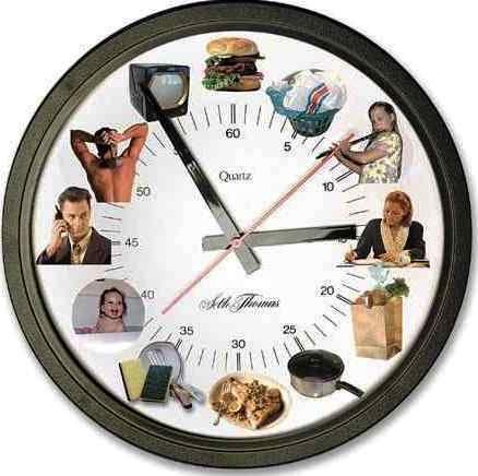 Mai mult timp liber pentru tine si copiii tai - http://www.cristinne.ro/mai-mult-timp-liber-pentru-tine-copii/ Cu totii ne dorim mai mult timp liber: pentru a ne relaxa, pentru a ne bucura impreuna cu copiii nostri, dar oare cati dintre noi reusim sa facem asta?  In acest articol, vei afla cum poti sa iti organizezi activitatile in asa fel incat sa iti ramana mai mult timp, pentru a-l petrece asa...