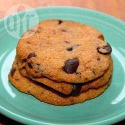 Gluten Free Chocolate Chip Biscuits @ allrecipes.com.au