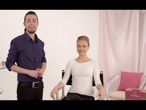 Dermacol - dokonalý make-up ve 4 krocích - YouTube
