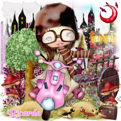 """MI RINCÓN GÓTICO: CT for Pink.Doll.Bubble, """"Aquarell-035"""""""