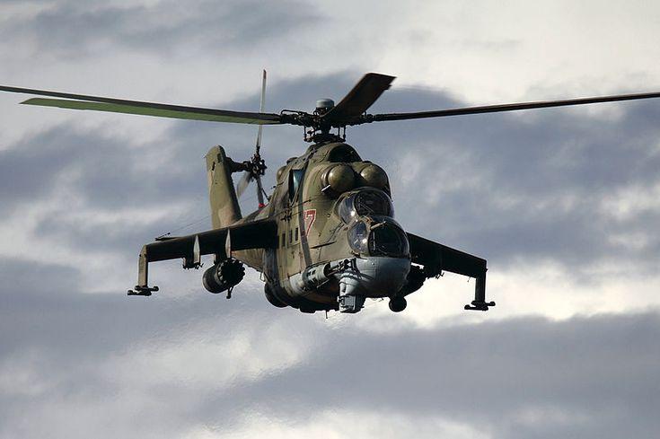 Mil Mi-24P