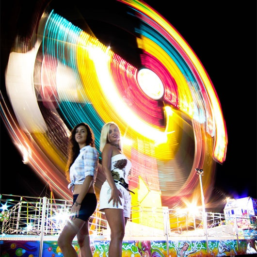 Colorful Life Photos as Inspirational Dose