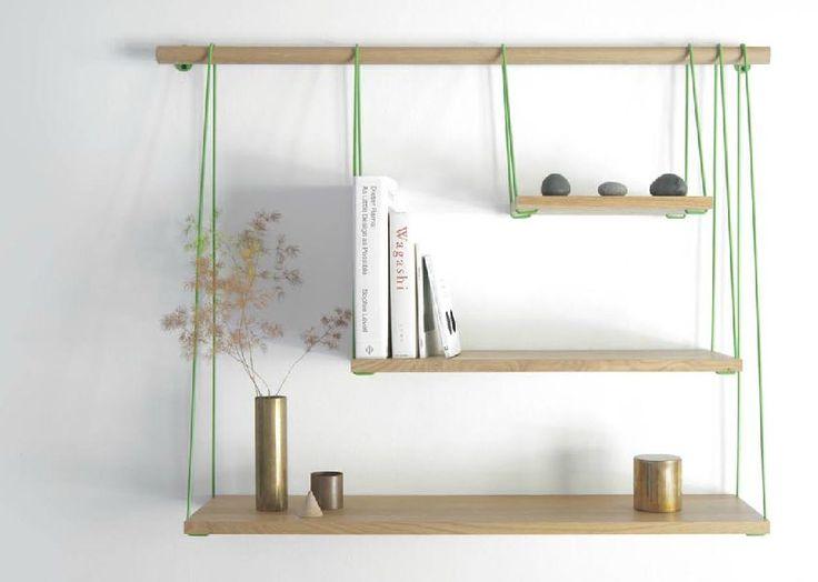 planter hanging planter wall planter wood shelves hanging shelves