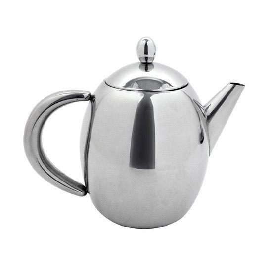1.5 Litre Stainless Steel Teapot | Dunelm