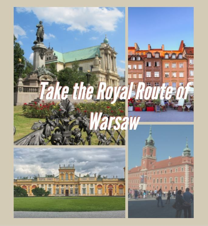 No trip to the capital of #Poland is complete without a #walk along the #Royal #Route. #Warsaw #Europe #Polish #travel #travelEurope #travelPoland #travelWarsaw #explore #adventure #vacation #RoyalRoute #Polishcastle #castle #palace #Polishfood #Barbican #WWII #WorldWar2 #museum #WorldWarMuseum #history #Polishhistory #CopernicusMonument #KrasinskiPalace #St.Alexander'sChurch #Rome #Roman #Russia #Russian