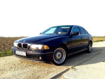 BMW rad 5 530 d A/T (E39 mod.01)