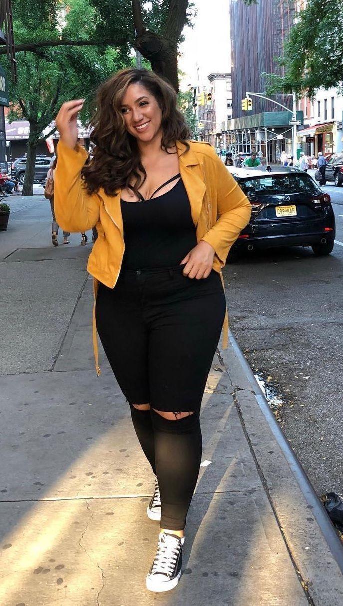 Plus Size Fashion for Women #plussize