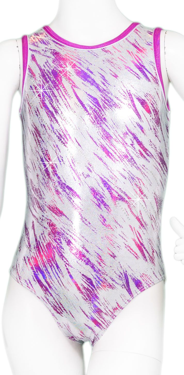 Destira: Orchid Joyful Tank Leotard
