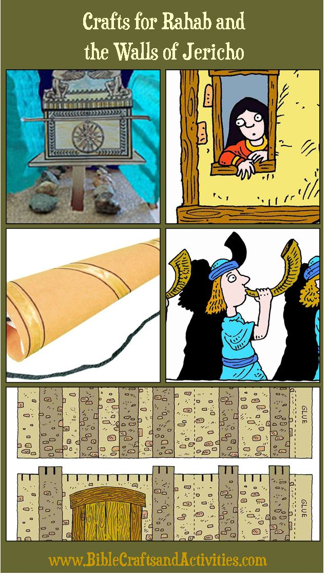 97 best images about bible joshua on pinterest maze for Joshua crafts for sunday school