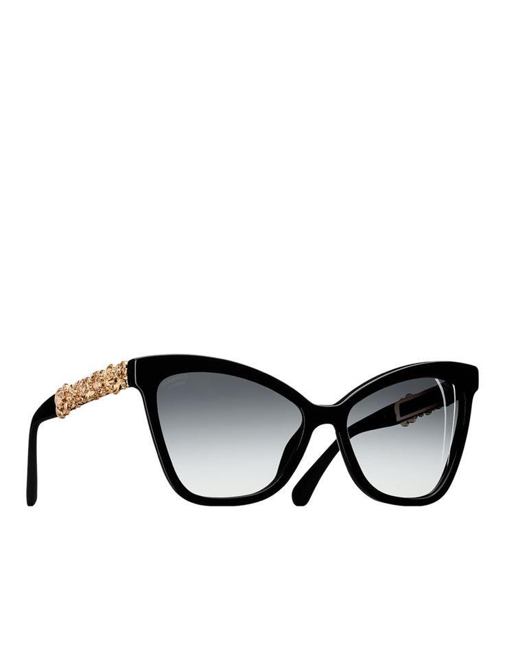 Leo Eyewear Damen Metall überdimensional Promi Victoria Sonnenbrille ...