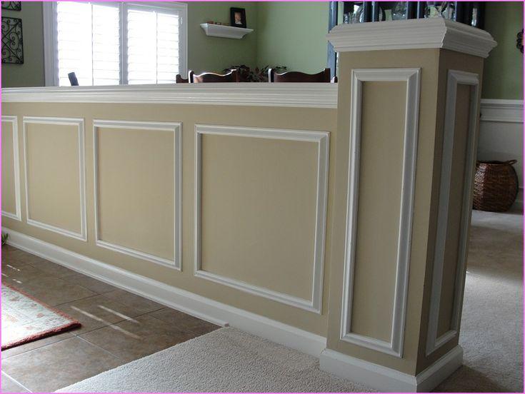 Wall Trim Design Ideas : Wall trim molding home improvement ideas