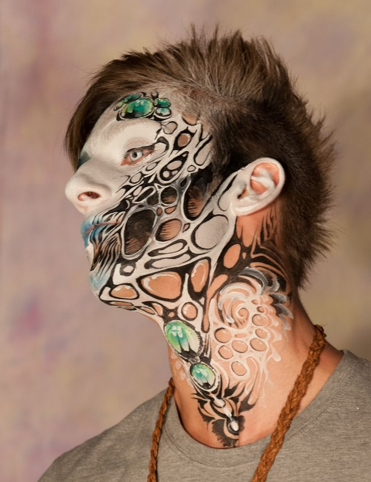 body art in the extreme essay Body modification and adornment is a universal culture body modification essay by m_iria_m body art in the extreme.