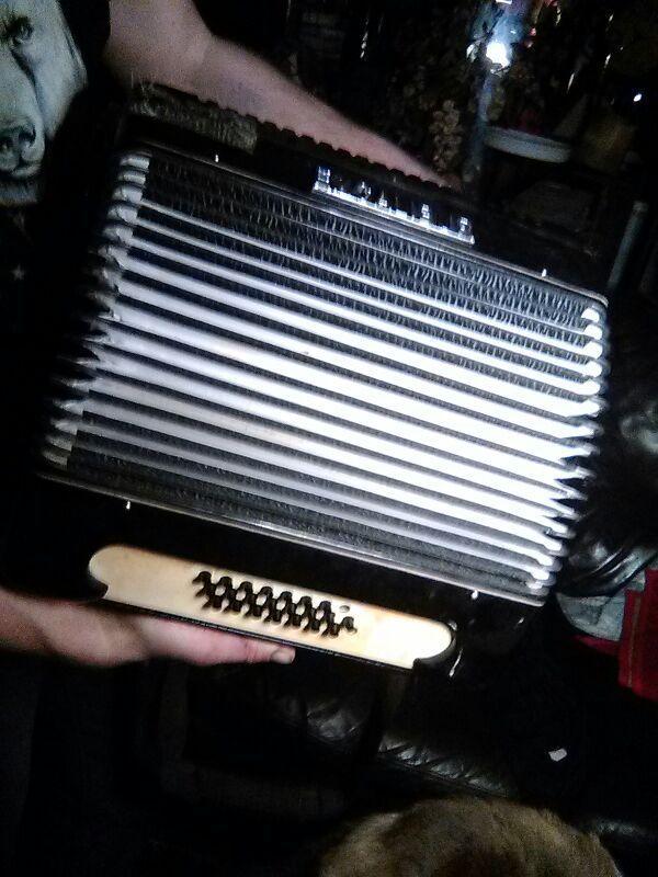 Excalibur accordion for sale
