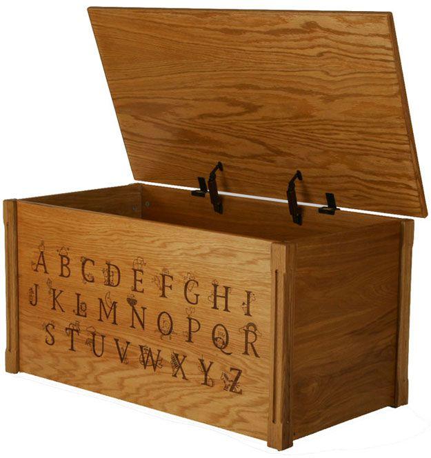 66 best wooden toy boxes images on pinterest. Black Bedroom Furniture Sets. Home Design Ideas