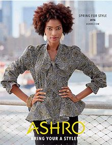 Women's ethnic clothing - Ethnic women's clothing from Ashro catalog