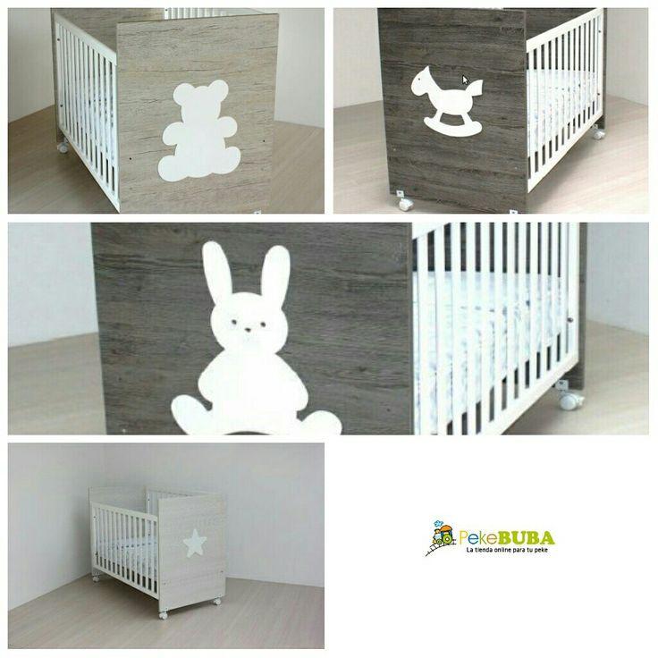 Cunas de madera de alta calidad de la marca española Blasi Bed. #tiendabebes #pekebuba #bebé #cuna  http://www.pekebuba.com/descanso-bebe-cuna-de-bebe-cunas-c-333_314_13?sort=2a&disp_order_adicional=8&page=1