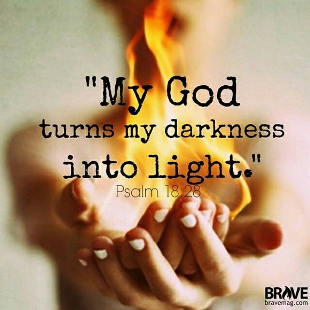 In every crisis, In every loss, In every disappointment there is danger of growing bitter, staying bitter, and settling for less . Yet there is also an opportunity to turn your darkness into light. God is your strength, He is your savior. He will help you to survive and light the path that you will take.