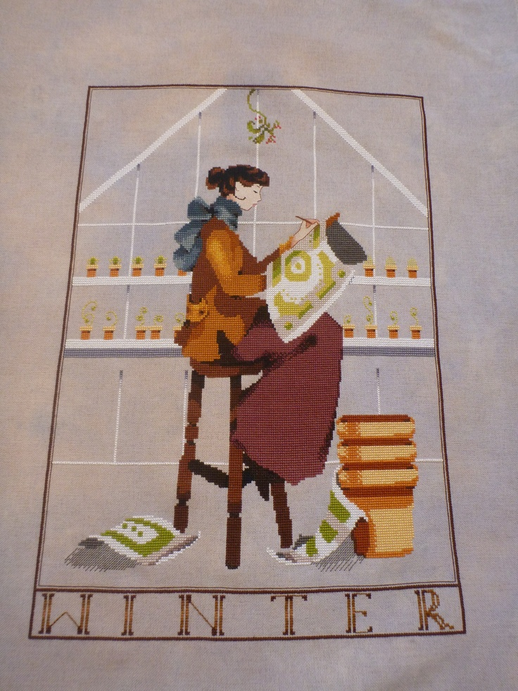 1000 images about cross stitch wish list on pinterest studios dragon cross stitch and for Olive garden blue springs missouri