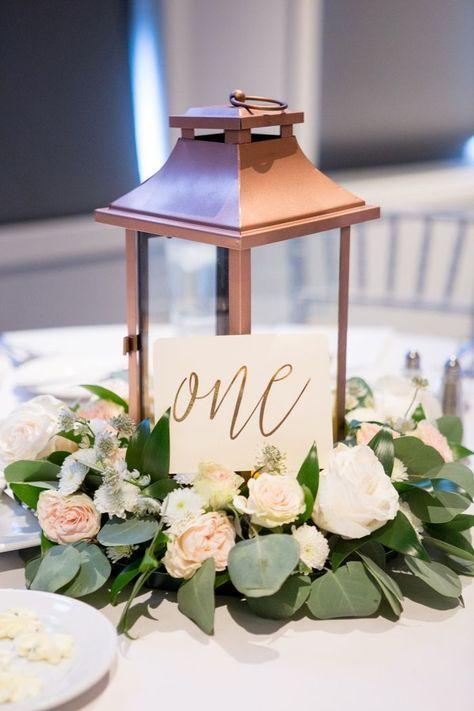 Trendy Hochzeit Mittelstücke Eukalyptus Round Table Ideen   – Wedding decorations