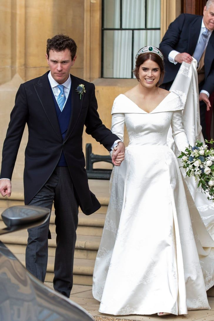 Princess Eugenie S Wedding Reception Sounds Like Such A Blast You Ll Wish You Got Invited Royal Wedding Gowns Royal Brides Eugenie Wedding [ 1092 x 728 Pixel ]