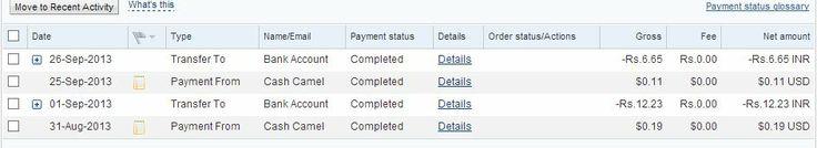cashcamel payment