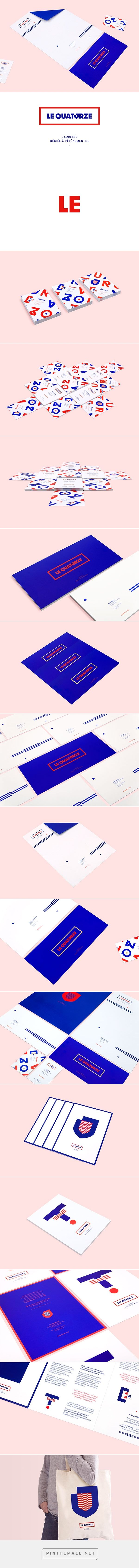 Le Quatorze on Behance - created via http://pinthemall.net