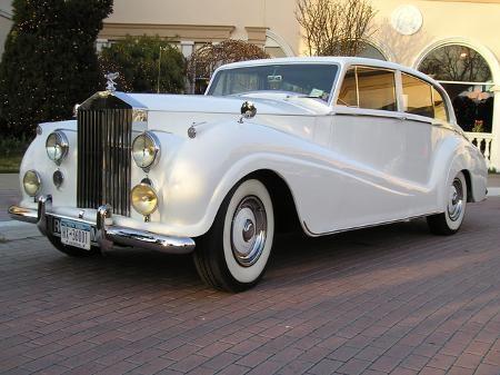 1955 Rolls-Royce Silver Wraith