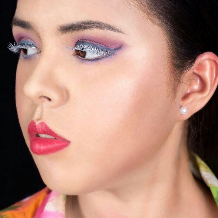 Uno de los resultados del #workshop de #makeup #Fashion #photography impartido por el #Mexican #makeupartist @jesusale.31