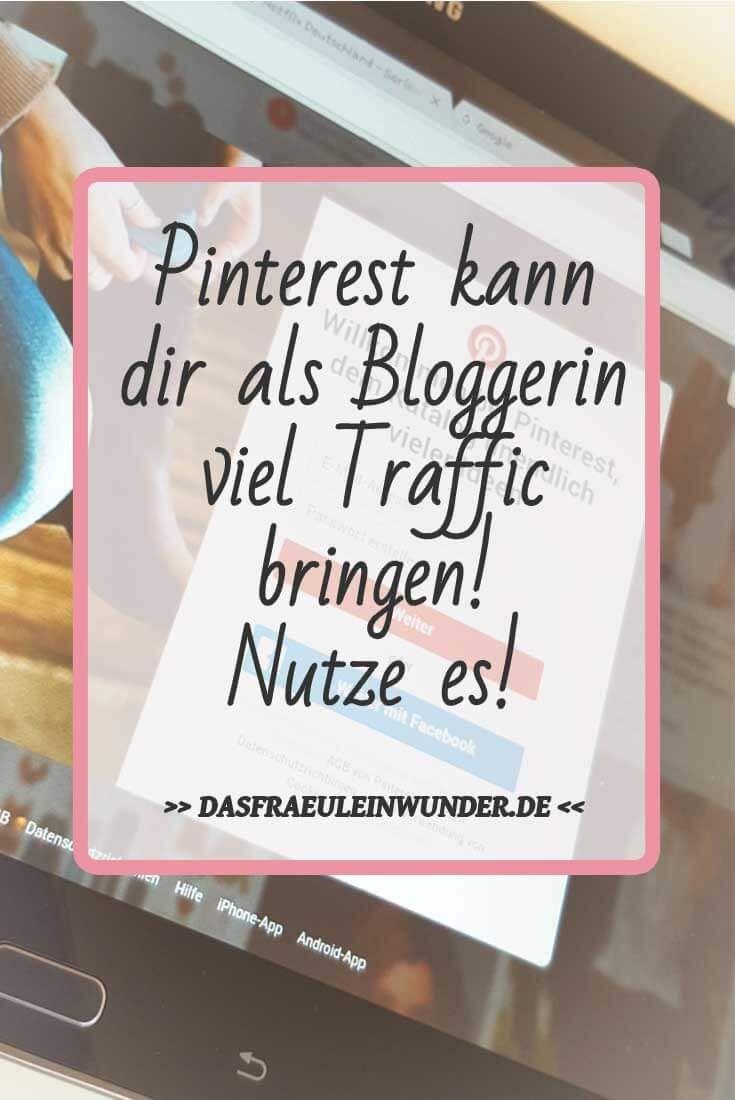 Wie du als Produkttest Blogger/in Pinterest für dich nutzen kannst   Das Fräulein Wunder