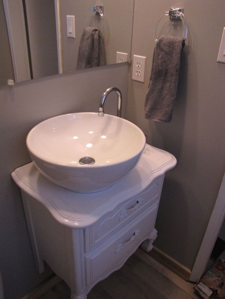 Floating Vanity For Small Bathroom Home Decor Pinterest